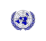 UN blau 150x133 - Allgemeine Erklärung der Menschenrechte