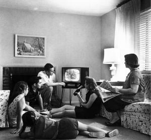 Familienfernsehen