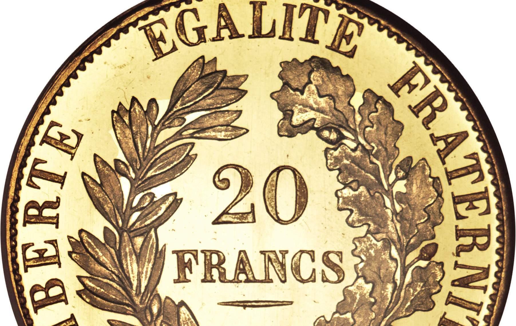20 Francs (Münze von 1851)