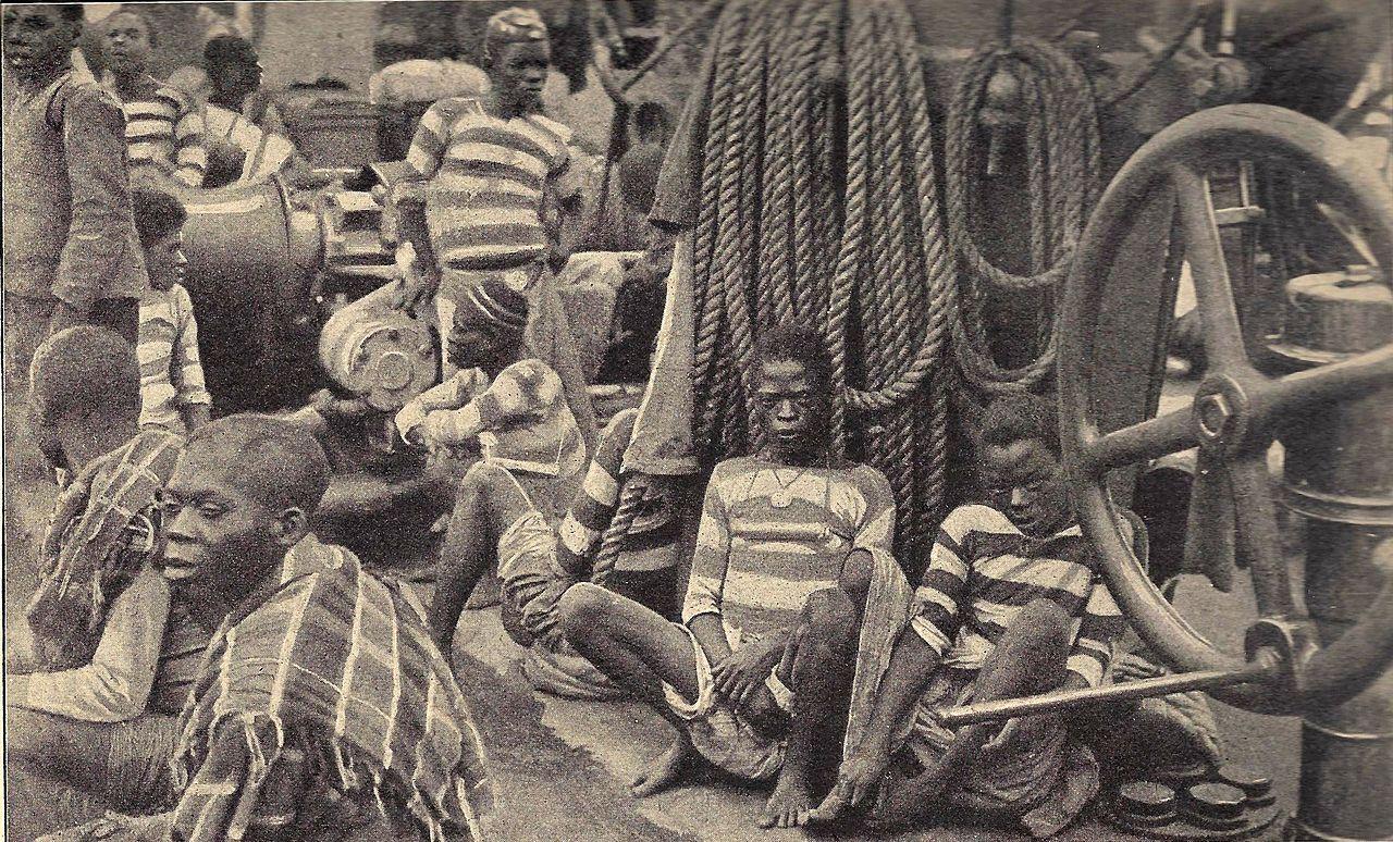 Sklaventransport